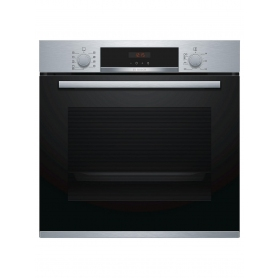 Bosch HBS534BS0B Built-In Single Oven, Stainless Steel - 0